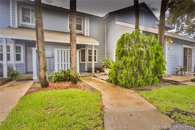2035 Champions Way UNIT 1, North Lauderdale, FL 33068 - MLS#: A10489478