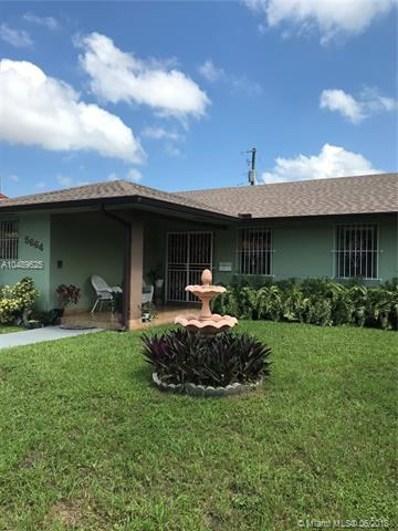 5664 SW 5th St, Miami, FL 33134 - MLS#: A10489625