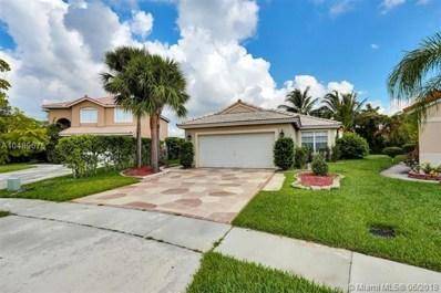 20899 NW 17th St, Pembroke Pines, FL 33029 - MLS#: A10489675