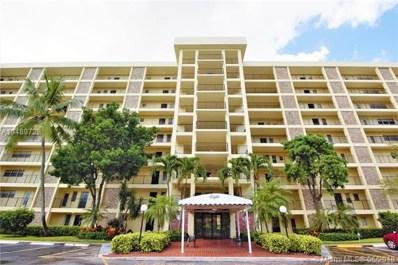 3050 N Palm Aire Dr UNIT 601, Pompano Beach, FL 33069 - MLS#: A10489728