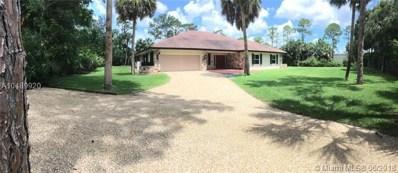 8785 Thousand Pines Cir, West Palm Beach, FL 33411 - #: A10489920