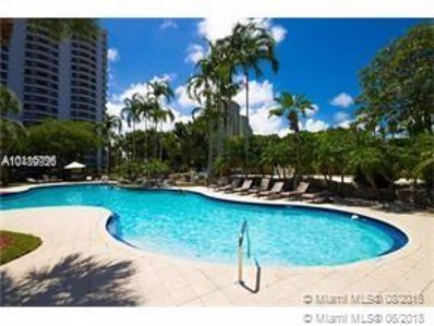 3300 NE 192nd St UNIT 808, Aventura, FL 33180 - MLS#: A10489926