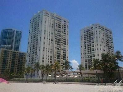 2101 S Ocean Dr UNIT 1002, Hollywood, FL 33019 - MLS#: A10490147