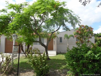 831 Plover Ave, Miami Springs, FL 33166 - MLS#: A10490170