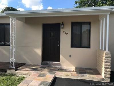 910 E 36th St, Hialeah, FL 33013 - MLS#: A10490281
