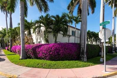 1500 Pennsylvania Ave UNIT 11A, Miami Beach, FL 33139 - MLS#: A10490397