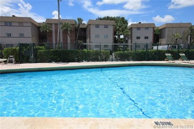 2491 SW 82nd Ave UNIT 109, Davie, FL 33324 - MLS#: A10490937