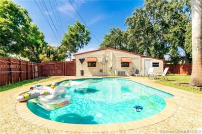 6736 Farragut St, Hollywood, FL 33024 - MLS#: A10490947