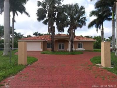18001 SW 232nd St, Miami, FL 33170 - MLS#: A10491143