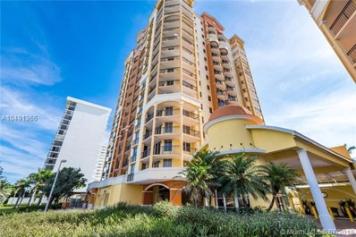 2001 N Ocean Blvd UNIT 1605, Fort Lauderdale, FL 33305 - MLS#: A10491366