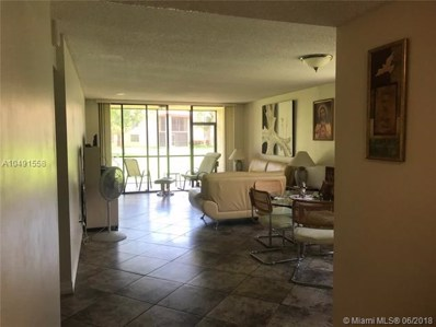 20851 San Simeon Way UNIT 105, Miami, FL 33179 - MLS#: A10491558