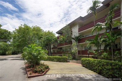 1205 NW Mariposa Ave UNIT 231, Coral Gables, FL 33146 - MLS#: A10491568