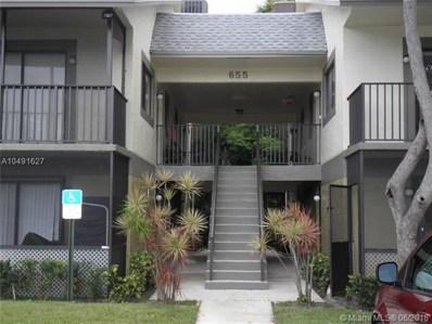 655 Trace Cir UNIT 205, Deerfield Beach, FL 33441 - MLS#: A10491627