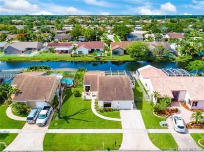 16781 SW 5th Ct, Weston, FL 33326 - MLS#: A10491644