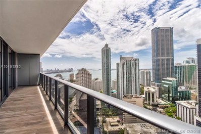 801 S Miami Ave UNIT 3502, Miami, FL 33131 - MLS#: A10491832