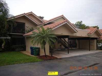 8472 Shadow Ct UNIT 2-5, Coral Springs, FL 33071 - MLS#: A10491838