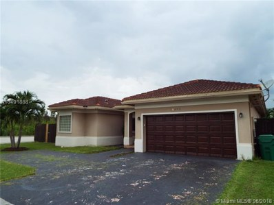 16693 SW 54th St, Miami, FL 33185 - MLS#: A10491888