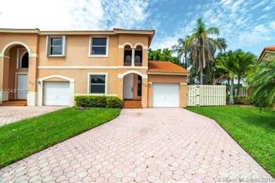 2136 NW 162nd Way, Pembroke Pines, FL 33028 - MLS#: A10491895