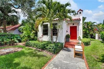 820 Cortez Street, Coral Gables, FL 33134 - MLS#: A10491961