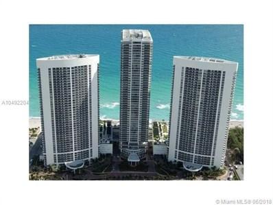 1800 S Ocean Dr UNIT 2709, Hallandale, FL 33009 - MLS#: A10492204