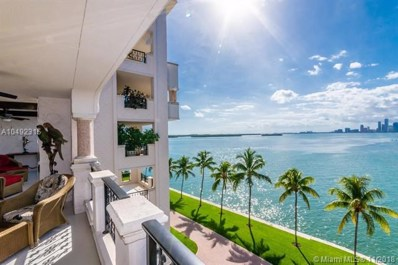 5355 Fisher Island Dr UNIT 5355, Miami Beach, FL 33109 - MLS#: A10492315