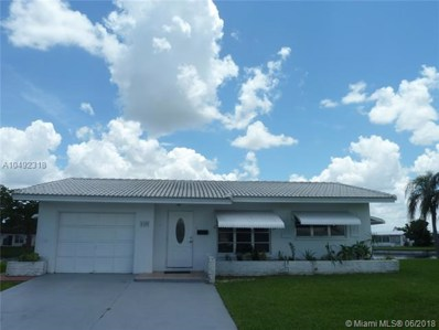 8100 Nw 59th St, Tamarac, FL 33321 - MLS#: A10492318