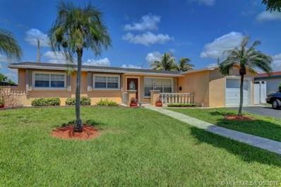 2040 NW 88th Way, Pembroke Pines, FL 33024 - MLS#: A10492345