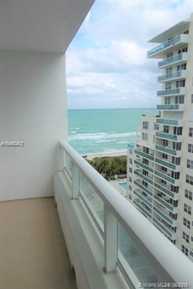 5005 Collins Ave UNIT 1209, Miami Beach, FL 33140 - MLS#: A10492403