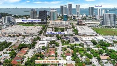 76 NW 33rd St, Miami, FL 33127 - MLS#: A10492425