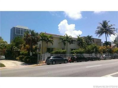6831 Abbott Ave UNIT 3, Miami Beach, FL 33141 - MLS#: A10492431