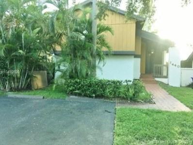 1440 W Sandpiper Cir, Pembroke Pines, FL 33026 - MLS#: A10492500