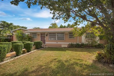 7631 SW 137 Court, Miami, FL 33183 - MLS#: A10492603