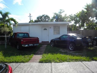 3770 SW 47th Ave, West Park, FL 33023 - MLS#: A10492697