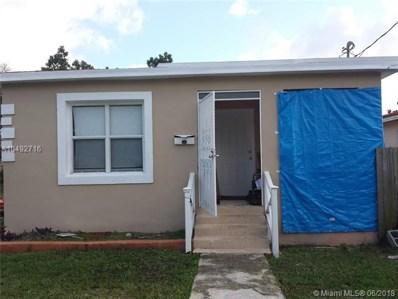 1774 NW 75th St, Miami, FL 33147 - MLS#: A10492716