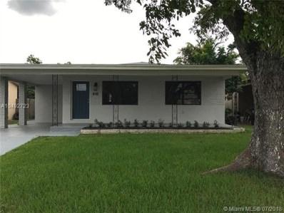 918 N E St, Lake Worth, FL 33460 - #: A10492723