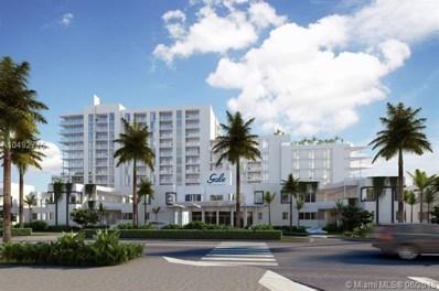 401 Bayshore Dr UNIT 711, Fort Lauderdale, FL 33304 - MLS#: A10492775