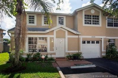 5020 SW 121st Ave UNIT 5020, Cooper City, FL 33330 - MLS#: A10492827