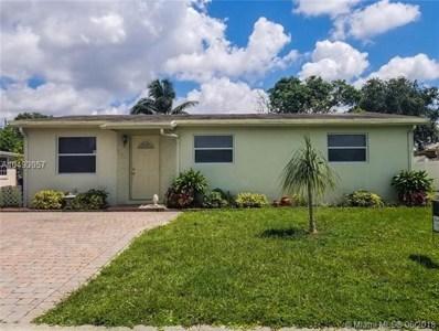 6127 SW 3rd St, Margate, FL 33068 - MLS#: A10493057