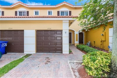 1726 SW 81st Ter, North Lauderdale, FL 33068 - MLS#: A10493093