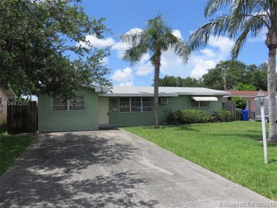 7781 NW 15th St, Pembroke Pines, FL 33024 - MLS#: A10493207