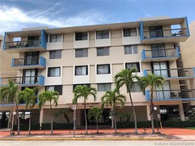 8100 Byron Ave UNIT 202, Miami Beach, FL 33141 - MLS#: A10493263