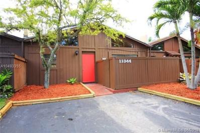 11344 SW 112th Cir Ln S UNIT 11344, Miami, FL 33176 - MLS#: A10493355