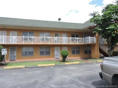 291 NW 177th St UNIT C-105, Miami Gardens, FL 33169 - MLS#: A10493360