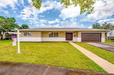 4560 NW 6th Ct, Plantation, FL 33317 - MLS#: A10493522