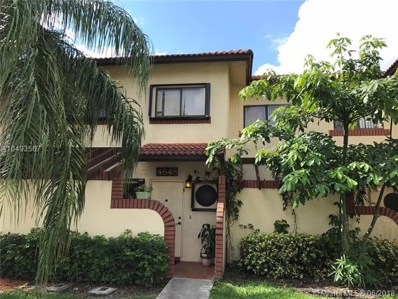 4648 NW 90th Ave UNIT 4648, Sunrise, FL 33351 - MLS#: A10493567