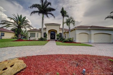 13284 SW 43rd St, Davie, FL 33330 - MLS#: A10493646