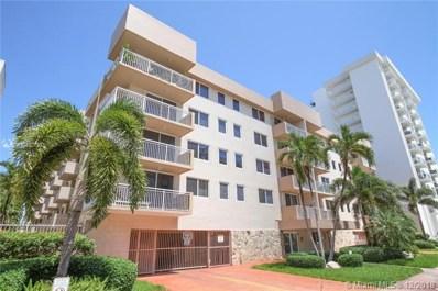 1665 Bay Road UNIT 217, Miami Beach, FL 33139 - MLS#: A10493730