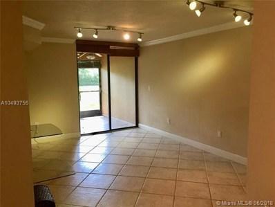 15499 N Miami Lakeway N UNIT 102, Miami Lakes, FL 33014 - MLS#: A10493756