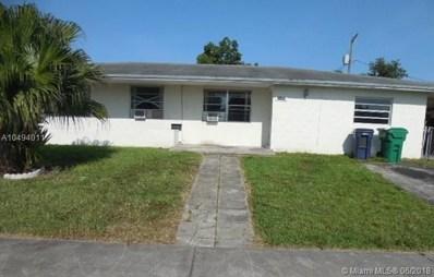 16400 SW 100th Ct, Miami, FL 33157 - MLS#: A10494011