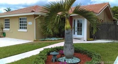 14827 SW 59 Street, Miami, FL 33193 - MLS#: A10494030